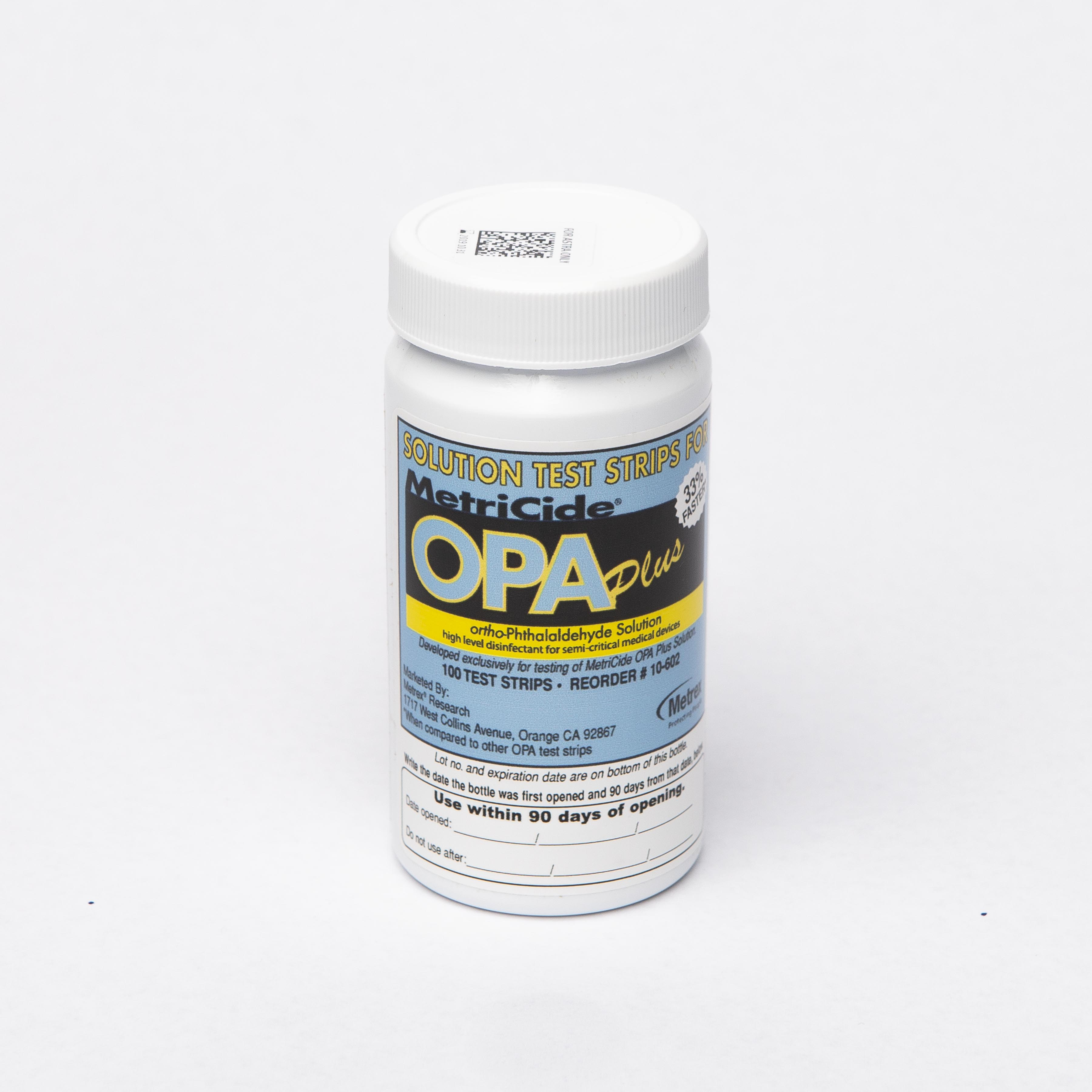 MetriCide OPA Test Strips
