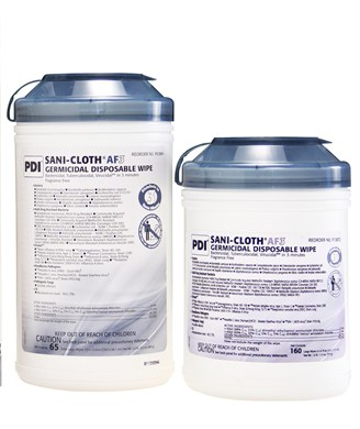 Sani-Cloth AF3 Germicidal Disposable Wipes