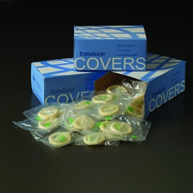 Latex 3.5 x 20cm Ultrasound Probe Covers