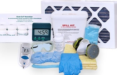 GUS Disinfection Soak Station Compliance Kits