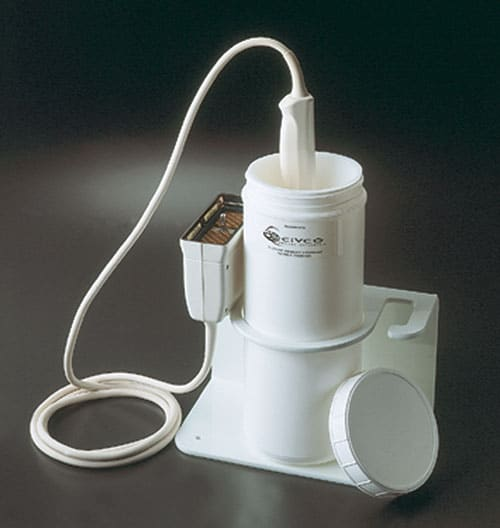 Disinfection Soaking Cup for Endocavity Probes